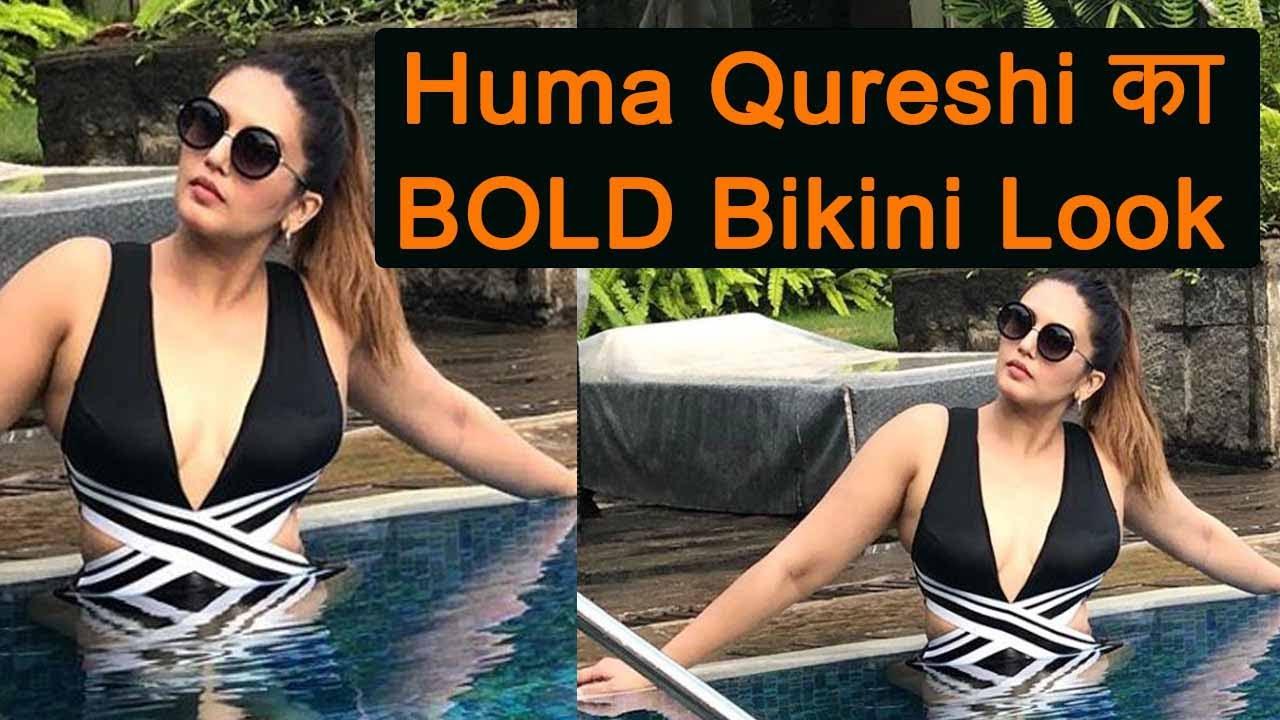 huma qureshi bikini