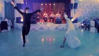 GEORGIANS dance GREAT at Georgian wedding