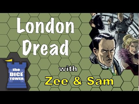London Dread Review - with Zee & Sam
