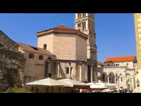 Discover city Split in Croatia part 4