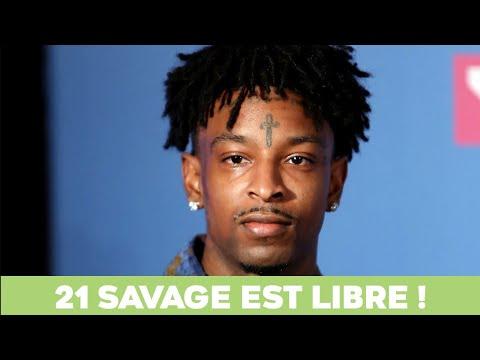 21 Savage est libre !