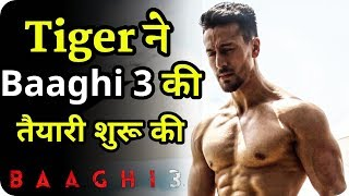 Baaghi 3 Tiger Shroff Action Fight Preparation in Syria