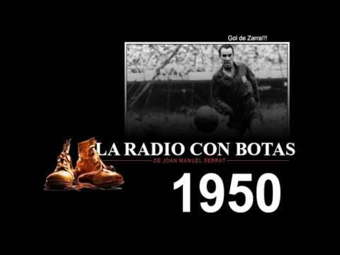 La Radio con Botas - Año 1950 (AUDIO)