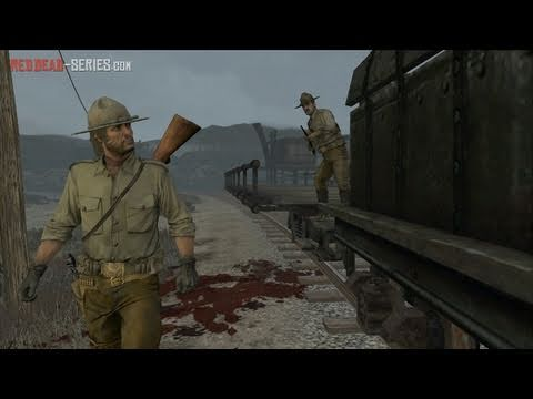 Red Dead Redemption: Undead Nightmare - Mission #5 - American Imperialism