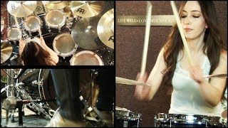 Download FIVE FINGER DEATH PUNCH - UNDER AND OVER IT - DRUM COVER BY MEYTAL COHEN Mp3 and Videos