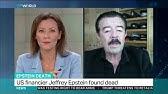 Michael Vigil Talks to TRT World about Epstein Death