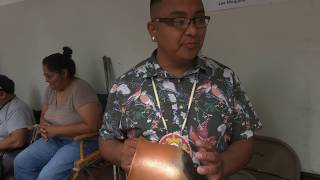 SWAIA 96th Annual Santa Fe Indian Market - Interviews   Lee Moquino Potter