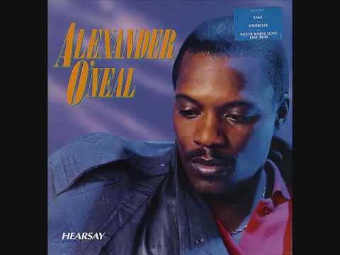 Alexander O'Neal - All True Man Big House remix