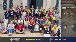 """CONCERT - Argentina: """"Misioneros"""""""