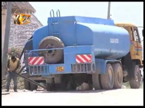 Hotel owners protest water shortage in Kilifi, threaten to shut down