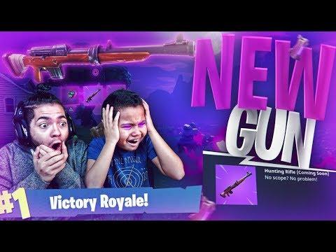 *NEW* HUNTING RIFLE GUN &