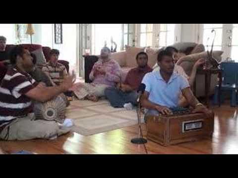 Anish - Hare Krishna Bhajans