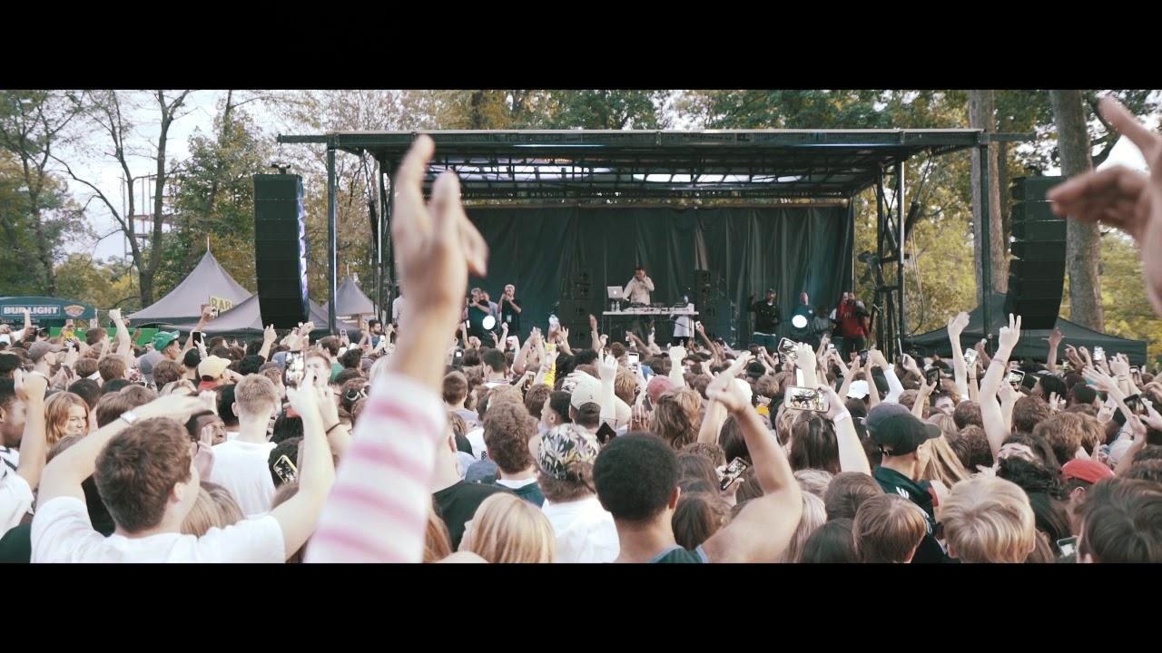 Sheck Wes - Mo Bamba(LIVE) at Trillectro 2018