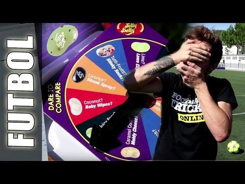 Fútbol Jelly bean Challenge con Football Tricks Online - Vídeos de Fútbol