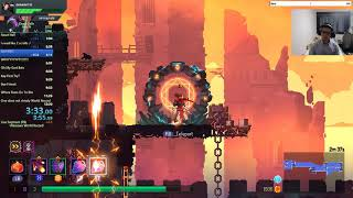 Dead Cells Any % Speedrun 12:07 *World Record*