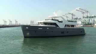 Sea Trial Monte Fino E85 ecHo