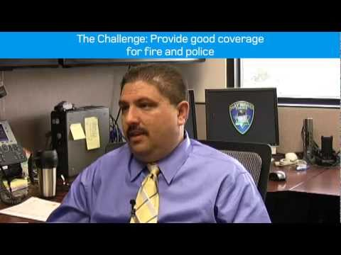 Police Radio Communications Case Study: City of Hayward and Tait