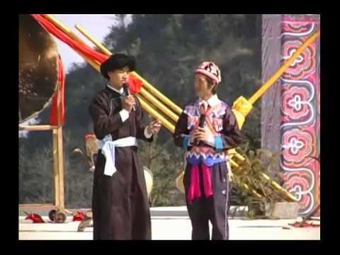 Hmoob Nplog Hu Nkauj Hauv Hmoob Suav Tsiab Peb Caug (Lub Xeev Guizhou)