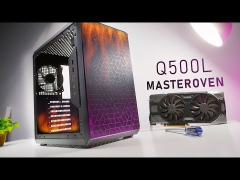 MasterBox or MasterOven?  Cooler Master Q500L Review