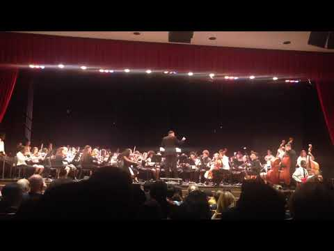 Arts Academy at Benjamin Rush High School Winter Concert  2015