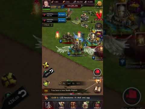 COK kingdom conquest K1035 vs k1141 throne super rally Clash of Kings