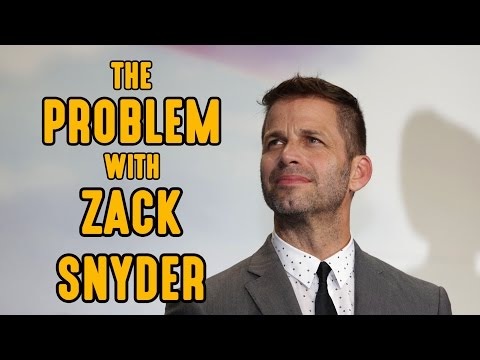 The Problem With Zack Snyder