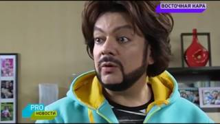 """Ф.Киркоров. Съемки клипа на песню """"Любовь или обман"""""""