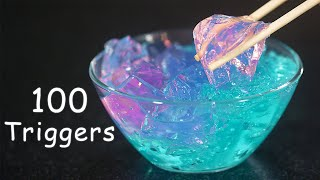 ASMR 100 Triggers To Find Your Tingles! Preview Compilation (ASMR No Talking)