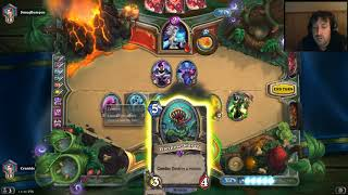 Hearthstone - KnC Tempo Rogue - Low Rand Standard