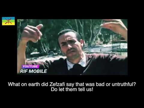 RIF BERBER TALKS ABOUT NACER ZEFZAFI