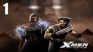 X-Men Legends II: Rise of Apocalypse - Прохождение Часть 1 (PC)