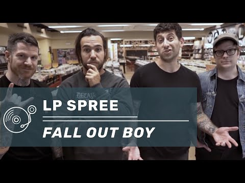 Fall Out Boy - LP Spree