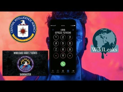 "WikiLeaks Releases Vault 7 ""Dark Matter"" CIA Files, iPhones Were Bugged"