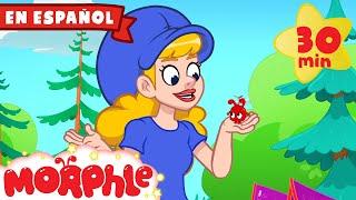 Morphle en Español | Mila Gigante  Cuento de Hadas | Caricaturas para Niños | Caricaturas