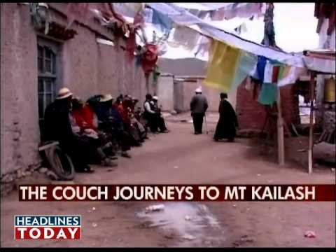 On the Couch with Koel - Couch journeys to Mt Kailash