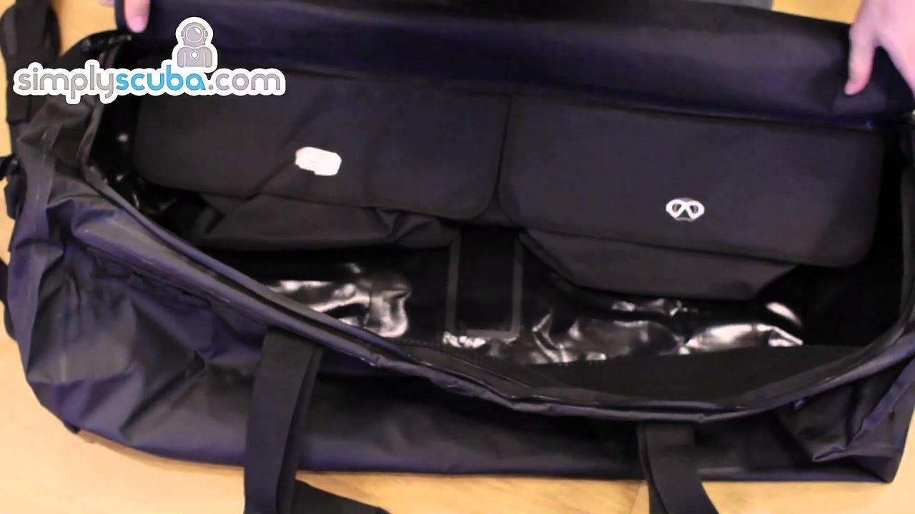 scubapro dry bag 120 litre youtube. Black Bedroom Furniture Sets. Home Design Ideas