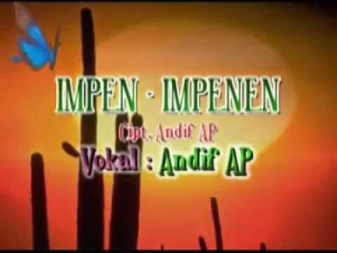 ( original ) Cipt.Andif AP - IMPEN IMPENEN - voc. Andif AP - Kendang kempul Banyuwangi