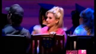 Legally Blonde the Musical Part 18 - Find My Way/Bows