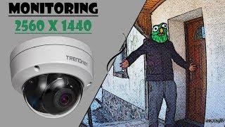 Trendnet TV-IP315PI 📷- Dobra kamera monitoringu / Recenzja