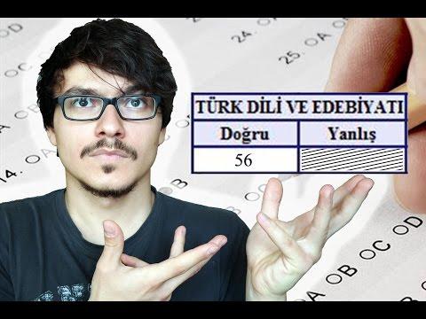 LYS EDEBİYAT NASIL ÇALIŞILIR? - 2018...