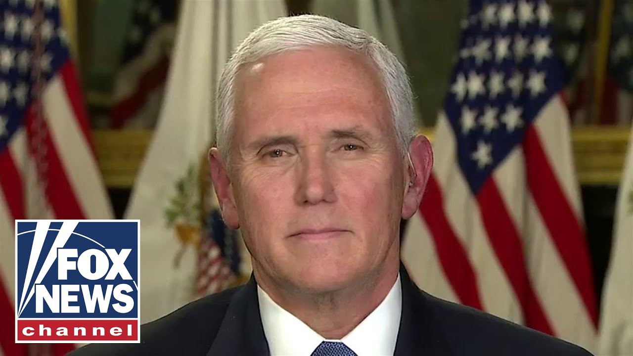 Exclusive: Pence updates Hannity on coronavirus task force's latest efforts