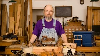 Choosing, Rufurbishing, and Using Joinery Hand Planes with Bill Anderson