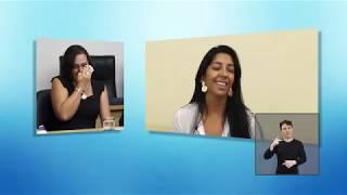 Jornal Acontece - Título de Cidadã Araraquarense à Ana Paula Franzine