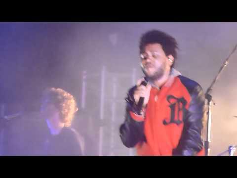 The Weeknd - D.D. + Same Old Song (Primavera Sound, Porto, 9 Junho 2012)
