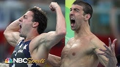 Michael Phelps, Jason Lezak, and the greatest relay in Olympic history   NBC Sports