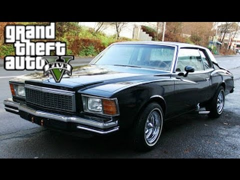 Chevy Monte Carlo 2015 >> GTA 5 - Training Day 1980's Buick Monte Carlos - YouTube