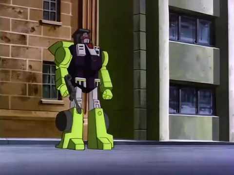 Transformers G1:Megatron Descuartiza a Optimus Prime (Parte 4) (Español Latino)