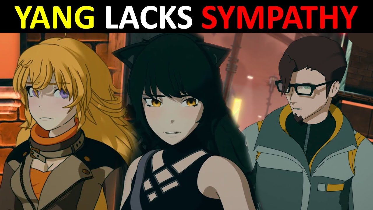 Why Yang Doesn't Defend Blake