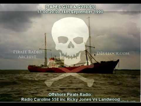 [G218-219-EDIT] 2.Caroline 558 ~ 14/09/1990 ~ Offshore Pirate Radio