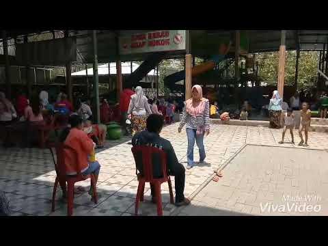 Intan Abatani Dawarblandong Mojokerto Kolam Renang Youtube